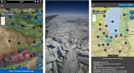 Flyover country : le Shazam des paysages en avion | UseNum - Culture | Scoop.it