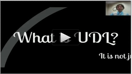Clearing the Path with UDL - A Must See Video! | Universal Design for Learning | Scoop.it