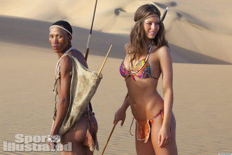 Sports Illustrated Called Racist For Using 'Exotic' People In Swimsuit Issue | Xposed | Scoop.it