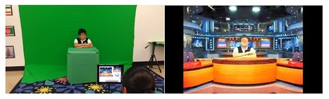Inquiry over iPads: Green Screen on the iPad | Chisholm iPads | Scoop.it