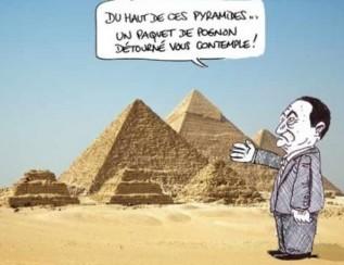 France-Egypte : Hosni qui mal y pense | Égypt-actus | Scoop.it