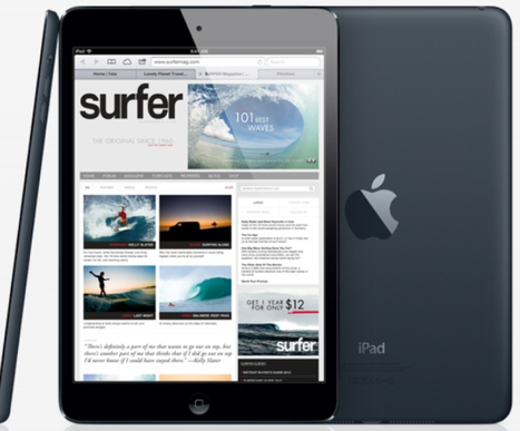 3 Reasons Why the iPad mini Will Disrupt K-12 Education | Charter Schools and IPads | Scoop.it