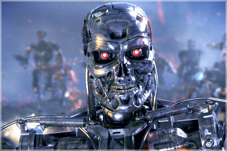 The future of warfare: Why we should all be very afraid | IELTS, ESP, EAP and CALL | Scoop.it