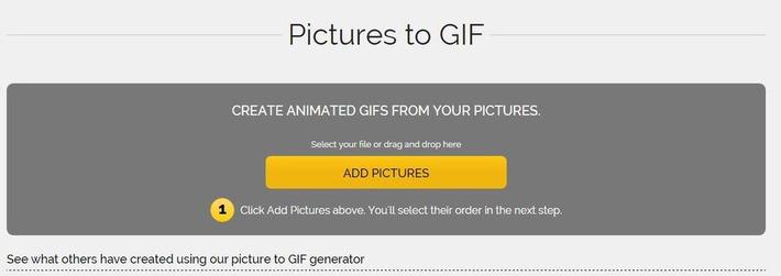 Fabriquer une image GIF animée à partir de quelques images, Makeagif | Les Infos de Ballajack | TIC et TICE mais... en français | Scoop.it