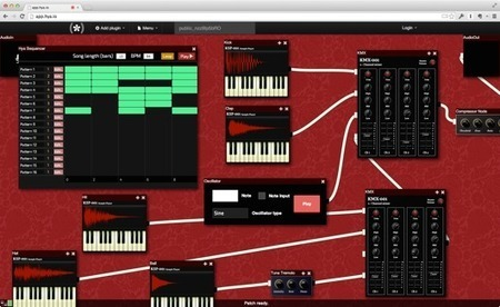 DailyJS: Hya: JavaScript Synths and Plugins | Online Adverteren | Scoop.it