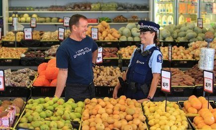 Foot patrols bring policing to people - The Bay of Plenty Times | Police Problems and Policy | Scoop.it