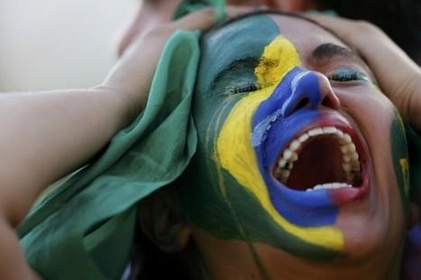 1/2 finale : Brésil 1 - 7 Allemagne - Coupe du monde - Brésil 2014 | Coupe du monde - Brésil 2014 | Scoop.it