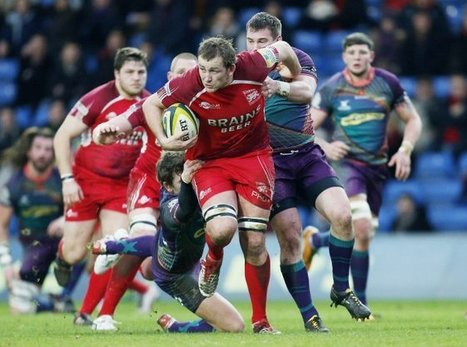 Only 500 fans watch Dragons v Welsh match - Rugby Union News & Results | Sports Direct News | Sport In Wales | Scoop.it