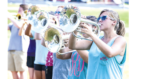 Pride of Alexander City plans nostalgic halftime show | The Alexander City Outlook | Wildcats in the News | Scoop.it