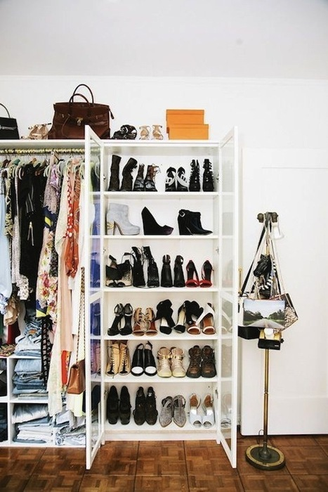 A Bit of Sass: Fashion Blogger Closets   Fashion Tidbits   Scoop.it