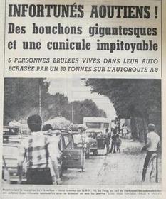2 août 1975, le bouchon du siècle sur la nationale 10 - la Nouvelle République | ChâtelleraultActu | Scoop.it