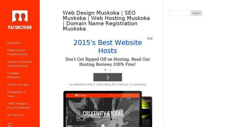 Web Design Muskoka | SEO Muskoka | Web Hosting Muskoka - DashWebApps | Web hosting | Scoop.it