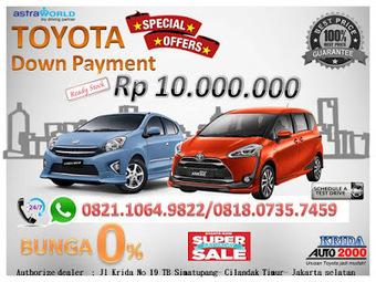 Harga Toyota Agya & Toyota sienta Mobil Baru DP Ringan   Jualan Mobil   BERITA SATU MEDIA   Scoop.it