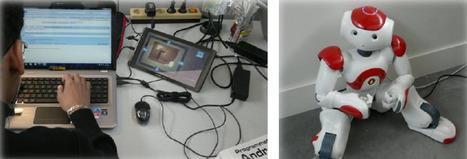 Gérontechnologie . net — Le projet SysCARE, une solution de robot ... | Des robots et des drones | Scoop.it