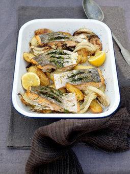 Salmon and Potato   Fish Recipes   Jamie Oliver Recipes   Food   Scoop.it