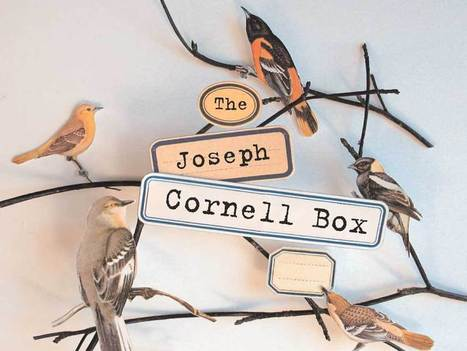 The Joseph Cornell Box   IELTS, ESP and CALL   Scoop.it