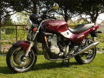 triumph trident 900 1998 fotos y especificaciones técnicas, ref: 331591.   Fotos de Motos, caracteristicas y fichas tecnicas   Scoop.it