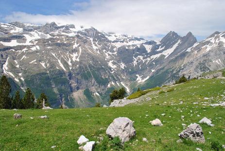 Balade en vallée de Pineta - coxigrue.wordpress.com | Vallée d'Aure - Pyrénées | Scoop.it