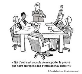 Sens du client - Le blog des professionnels du marketing client et de la relation client: Avoir des convictions et apporter des preuves, la recette du Sens du client | Management & Business | Scoop.it