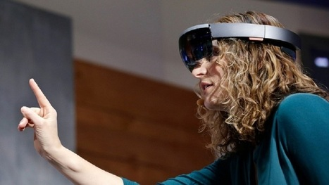 These 5 Incredible HoloLens Videos Will Make You A VR/AR Believer | REALIDAD AUMENTADA Y ENSEÑANZA 3.0 - AUGMENTED REALITY AND TEACHING 3.0 | Scoop.it