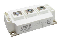 Cree News: Cree Introduces Industry's First 1.7-kV, All-SiC Power Module | Power Electronics market intelligence | Scoop.it