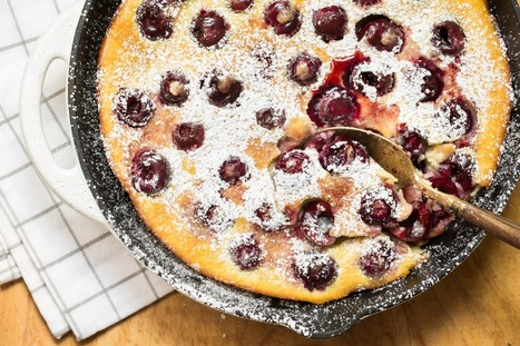 How To Make Fruit Clafoutis — Cooking Lessons from The Kitchn | ♨ Family & Food ♨ | Scoop.it