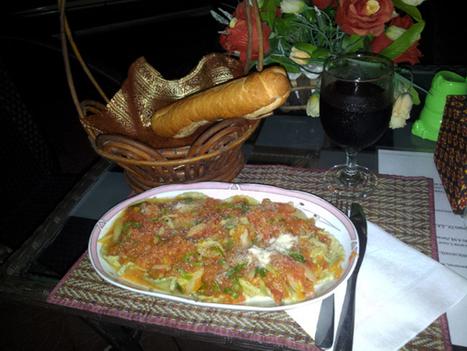 Is this the best Italian food in Sihanoukville? - Sihanoukville Cambodia Journal | Wandering Salsero | Scoop.it