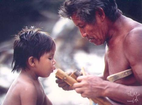 Mito Desana Sobre La Creación De Los Seres (Colombia)   Origen del Mundo a través de los Mitos   Scoop.it