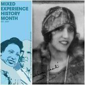 Light-skinned-ed Girl: Mixed Experience History Month 2014: Anita Reynolds, actress/model/psychologist | Mixed American Life | Scoop.it