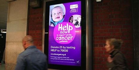 CLIC Sargent ads seek help this Christmas | CLIC Sargent | CLIC Sargent | Scoop.it