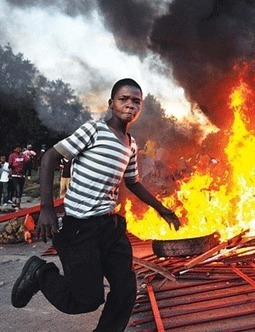 Five protests a day in SA - ISS - News24 | Africa Crisis | Scoop.it