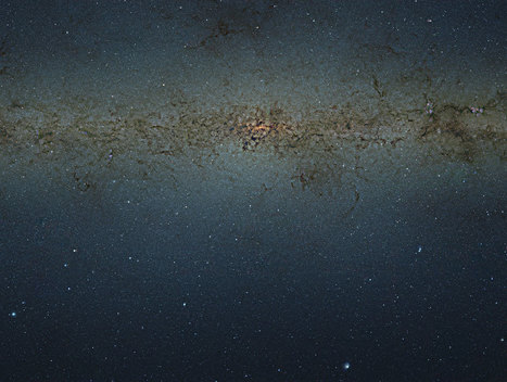 VISTA gigapixel mosaic of the central parts of the Milky Way | Sciences & Technology | Scoop.it