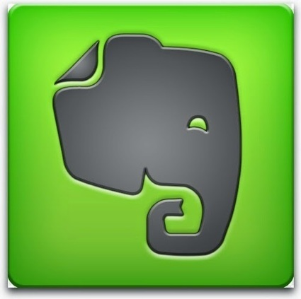 iPaddiction: Evernote Implemented For Gathering Resources   Evernote & Educació   Scoop.it