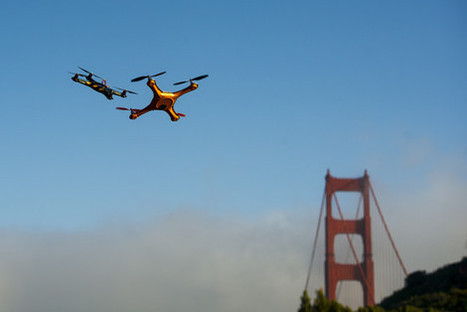 The National Park Service ordered a ban on drones in the 401 national parks. | The Robot Times | Scoop.it
