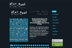 La médiathèque se lance sur le web avec l'application musicale Beat bang | applications mobiles & univers radiophonique | Scoop.it