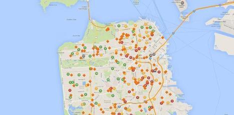 Galerie GoogleMaps: une base de données de cartes de toute origine excellent #geomatique #geographie #histoire | Les outils d'HG Sempai | Scoop.it