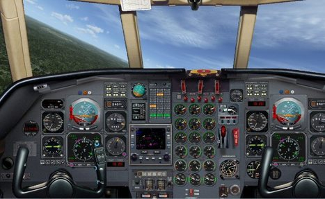 AQUITAINE SIMULATION | Flight simulator | Scoop.it