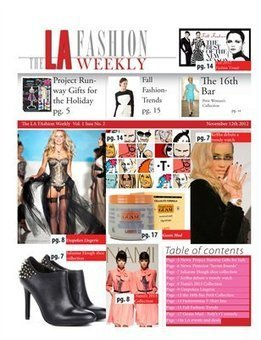 The Los Angeles Fashion magazine | HP MagCloud | Best of the Los Angeles Fashion | Scoop.it