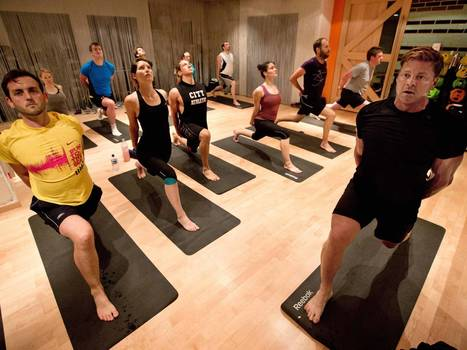 It's yoga for dudes: one busy man's guide to broga - The Independent | PEACEFUL LIVING | Scoop.it