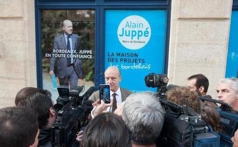 Alain Juppé ouvre son local de campagne   Bordeaux 2014   Scoop.it