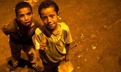 Egypt's street children await uncertain future | Égypt-actus | Scoop.it