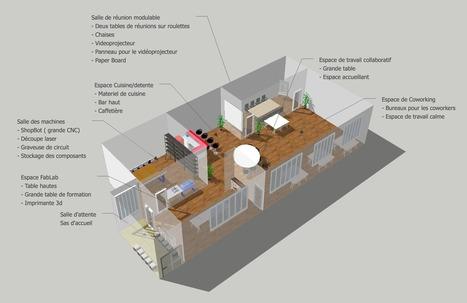 La Machinerie :  votre espace FabLab & Coworking à Amiens | Noiesis Coworking Sophia-Antipolis | Scoop.it