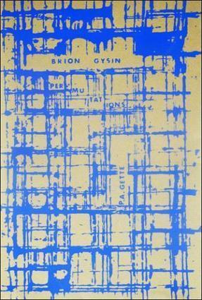 Brion Gysin | De passage | Marseille 4e. Galerie Porte Avion | caravan - rencontre (au delà) des cultures -  les traversées | Scoop.it