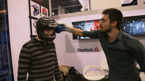 This Reebok helmet measures how hard I got punched in the face | Radio Show Contents | Scoop.it