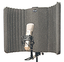 Voice Actors: Auralex Answers Your Prayers for a (relatively) Inexpensive Home Recording Sound-absorbing Solution (we hope): MudGuard Microphone Isolator  | Gearwire | Inside Voiceover—Cutting-edge Insights + Enlightening, Entertaining News for Voiceover Professionals | Scoop.it
