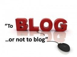Blogging for Business: What You Need to Know #contentmarketing | MarketingHits | Scoop.it