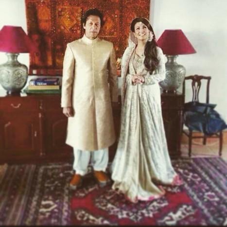 Imran Khan and Reham Khan Wedding Pictures and Photo shoot   Gernal News   Scoop.it