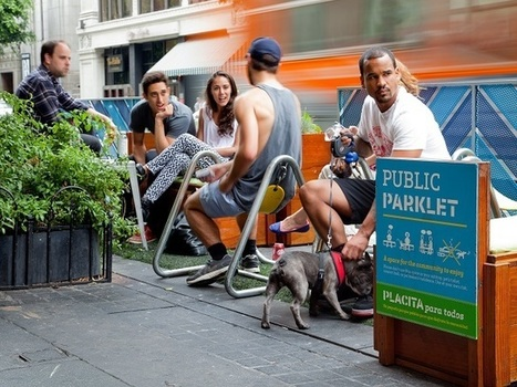 How Public Spaces Make Cities More People-Oriented | TheCityFix | Sustainable Futures | Scoop.it