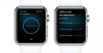 Au tour du Crédit Agricole de lancer son application Apple Watch - cBanque.com | Banque, Reglementation et Finance en France | Scoop.it