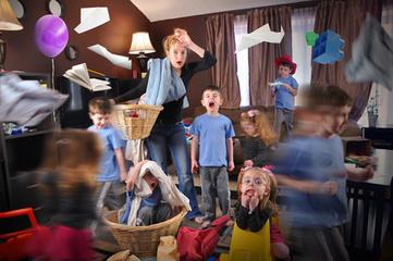 Caroline Burel :: Parce que la Communication bienveillante ne suffit pas   30 jours pour arrêter de crier sur mes enfants   Scoop.it